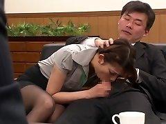 Nao Yoshizaki Sex Slave-Office-Lady-Teil 1.2