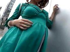 censuré belle asiatique fille enceinte sexe