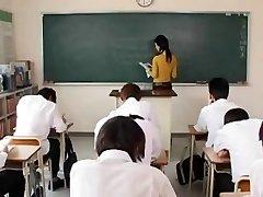 Maria Ozawa-hot Lehrer sex in der Schule