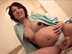prego Japan woman still gets fuck part 2