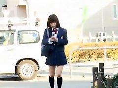 Astounding Japanese woman Kotomi Asakura, Kurumi Kanno, Saki Kataoka in Amazing 69, Fingering JAV scene