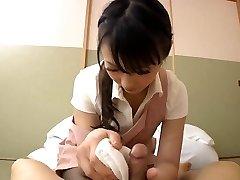 Japanese marvelous palace maid