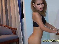 Nose Ring Asian Skin Tight Taunt