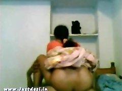 andhra telugu schoolteacher having hump with hostel warden