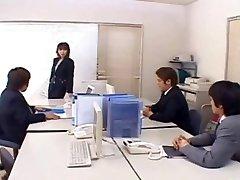 damsel boss screwed on the job-jun kusangi-by PACKMANS