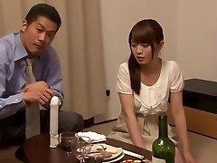 למעשה, אני ממשיך להיות זיין על ידי הבוס של הבעל ... Eri Hosaka
