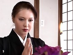 יפה יפנית, אמא אני רוצה לזיין