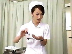 Nurses strain dick that is dark-hued