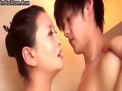 Chinese Mom teacher