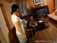 Insane japanese mature babes sucking part4