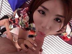 18 yo China Doll Girlfriend Sans A Condom