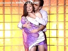 Crazy Chinese chick Yuna Shiina in Hottest Creampie, Hardcore JAV clip