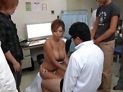 Exotic Japanese chick Kairi Uehara in Awesome Big Tits, Jizz Flows JAV video