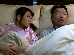 Mao Hamasaki in I Penetrated My Brothers Wifey part 1