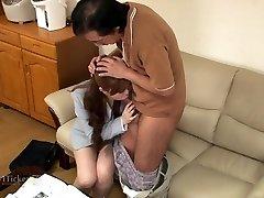 Scorching Tutor Creampie (Uncensored JAV)