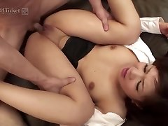 Shino Nakamura's Crevices Penetrated at Office (Uncensored JAV)
