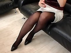 japanische Frau im Strumpf 6-1
