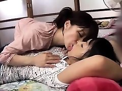 Sumptuous asian stocking babe honeypot fingered and fucked