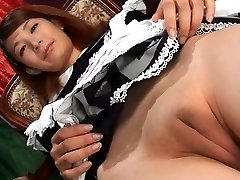 Crazy Amateur video with Chinese, Solo scenes