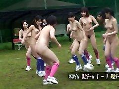 Po goli nogomet igra blowjob je najboljši