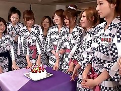 Crazy Japanese whore in Best JAV censored Fingering, Phat Cupcakes movie