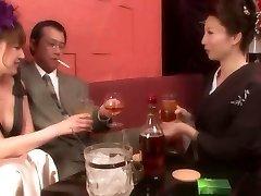 Sayuri Mikami - Spectacular Japanese COUGAR