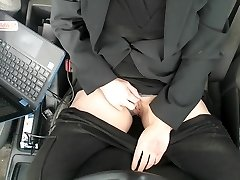 Pussy Public Finger Messy Mouth