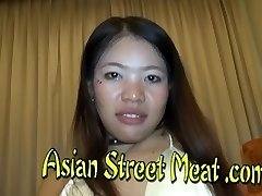 Thai Beauty Swallowed The Load