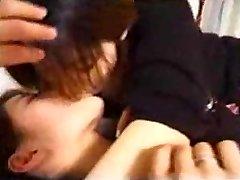 Asian Lesbian Milfs Kissing
