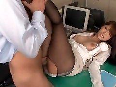 Amazing Japanese slut Ria Horisaki in Best Rimming, Stockings JAV sequence