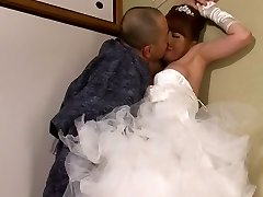 Akiho Yoshizawa in Bride Nailed by her Parent in Law part 2.2