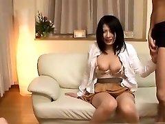 Seductive Japanese Babe Fuckin'