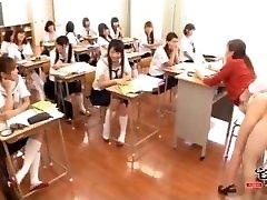 Educator in school
