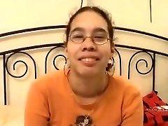 amator - ładny asian teen fucked okulary & osoby