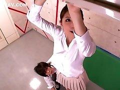 Hina Akiyoshi in Sensual No G-string Teacher part Two.1