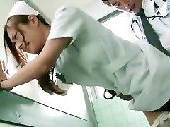 pohoten japonski dekle koi aizawa v čudovito medicinska sestra jav scene