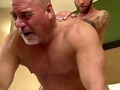 Crying dad