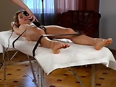 Bound Danica aka Delilah G aka Natalia Orgasm video