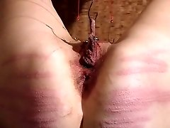 Mischievous homemade Close-up, Fetish hardcore video
