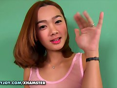 Tiny Teenage Ladyboy