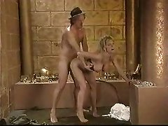 Milf CLASSIC Pounded IN BATHROOM - JP SPL