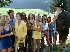 1974 German Porn classic with awesome sweetheart - Russian audio