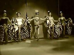 burlesk-striptease show-mega mix-23-retro