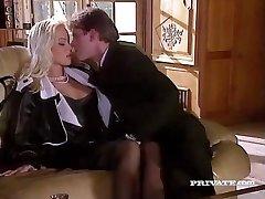 Silvia Saint Fucks the Lawyer and Milks His Cum