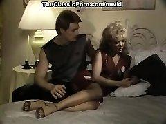 Colleen Brennan, Karen Summer, Jerry Butler in old-school porn