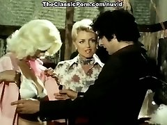 Juliet Anderson, John Holmes, Jamie Gillis in classic pulverize