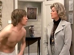 Linda Hayden, Ava Cadell -Confessions of a Window Cleaner (1974)