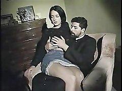 Monica Roccaforte knullet av sin prest