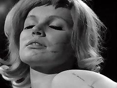TASTE THE WHIP - vintage 60's female dominance flagellating