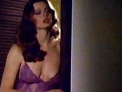 Old-school - Bridgette Monet Watches A Dirty Movie
